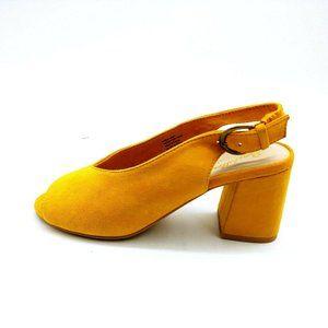 Seychelles Woman Playwright High Heel Sandal 6 New